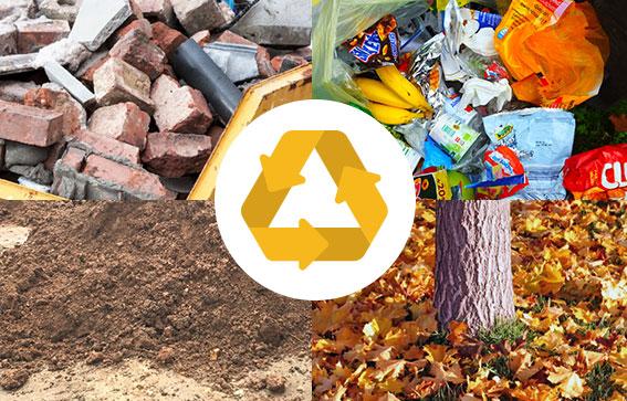 skip bin waste types